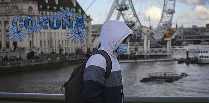 Koronavirüs İngiltereyi fena Vurdu Ölümler 21 bini aştı!