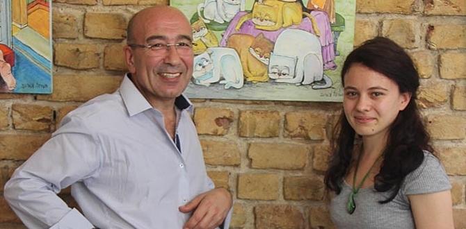 Limon dergisinin kurucusu Karikatürist Murat Kürüz hayata veda etti.