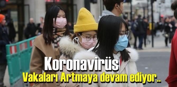 Koronavirüs Vaka haberleri Güney Kore'den ard arda gelmeye başladı