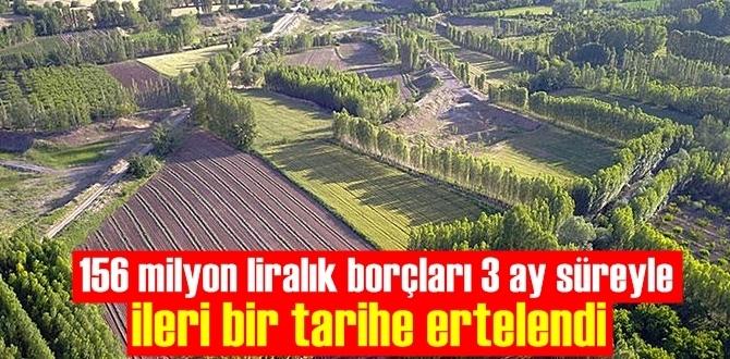 Bakan Kurum açıkladı, 156 milyon liralık borçları 3 ay süreyle ertelendi!