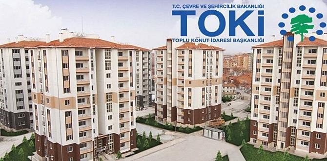 İzmir Bergama'ya sosyal konut müjdesi.