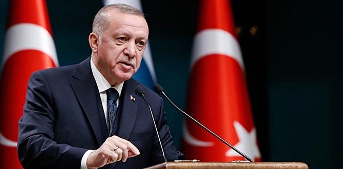 Cumhurbaşkanı Erdoğan: biraz daha dişimizi sıkıp güzel yarınlara kavuşacağız!