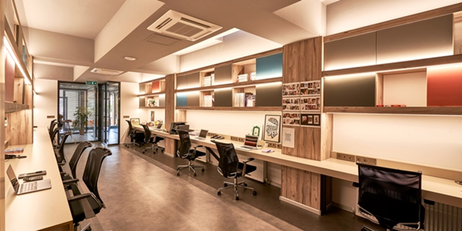 Asitane'nin İstanbul'daki Ofisi Iglo Architects Tasarımından geçti.