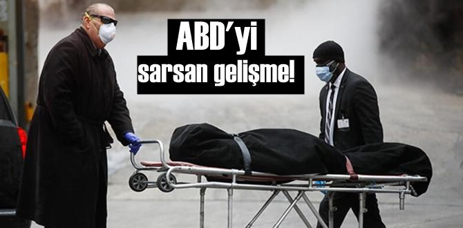 ABD maske ve tıbbi ekipman eksikliği yaşarken Türkiye'de bedava Maske dağıtılıyor