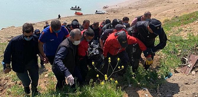 44 gündür ulaşılamayan Uzman Çavuş Yılmaz Güneş'in cansız bedeni bulundu!