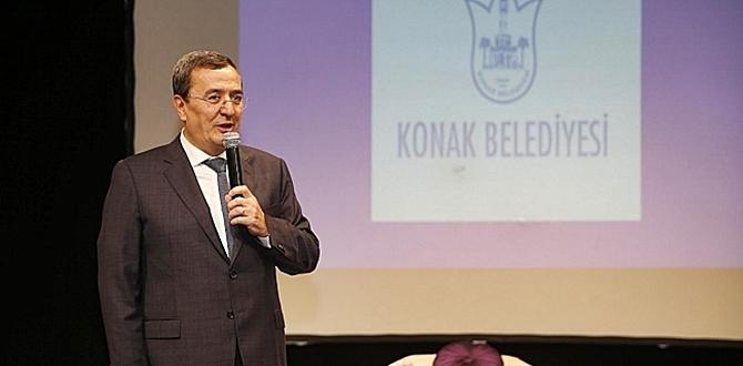 Konak Belediye Başkanı Abdül Batur'dan hayırseverlere teşekkür!