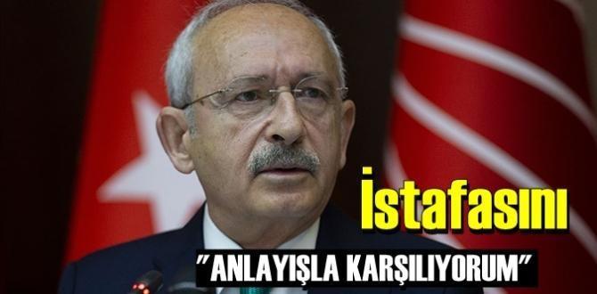 İstifaya ilk yorum Kılıçdaroğlu'ndan: Anlayışla karşılıyorum