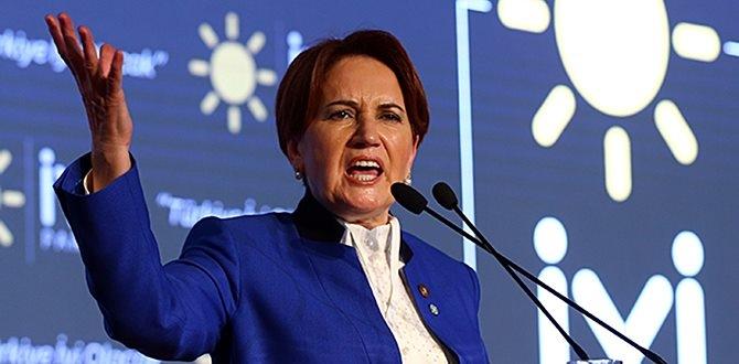 İyi Parti-HDP arasındaki polemik büyüyor! Meral Akşener HDP'li Öndere: İspatla!