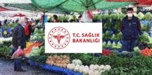 T.C. Sağlık Bakanlığı: Pazar Yerlerindeki Virüs yayılma Riskini Görün Videosu!