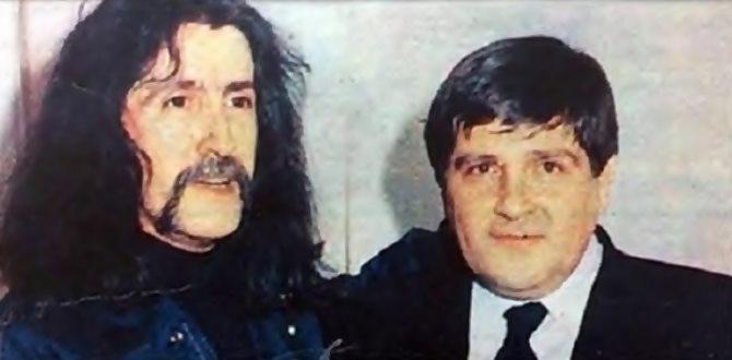 Merhum Barış Manço'nun abisi Savaş Manço 79 yaşında belçikada hayatını kaybetti!