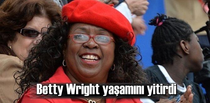 Soul müziğin efsanevi kraliçesi ve ikonik ismi Betty Wright yaşamını yitirdi.