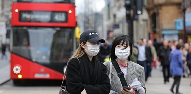 İngiltere Koronavirüs Ölümlerinde İtalya'yı geçerek toplam ölü sayıları 29 bin 427'ye ulaştı!