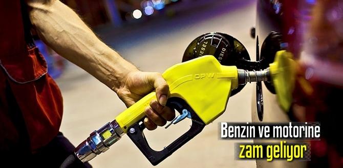 Bu gece yarısı 00.00 dan itibaren Benzin ve Motorin zamlı tarifeden satılacak!