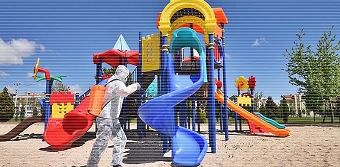 Konya-Selçuklu İlçe Belediyesi Parkları Çocuklara hazırlıyor!