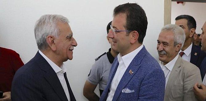 Ahmet Türk: Sırrı süreyya'yı kast ederek, bazı şeyler Saklı kalmalı!