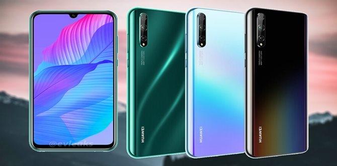 Huawei P Smart S gün ışığına çıktı! telefon detayları haberimizde