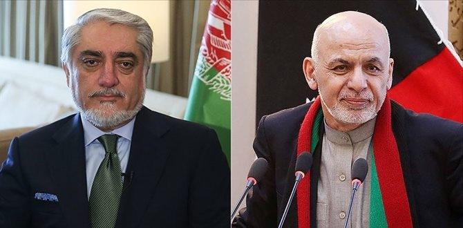 Afganistan'da siyasi kriz, Gani ile Abdullah arasında anlaşma ile sonlandı.