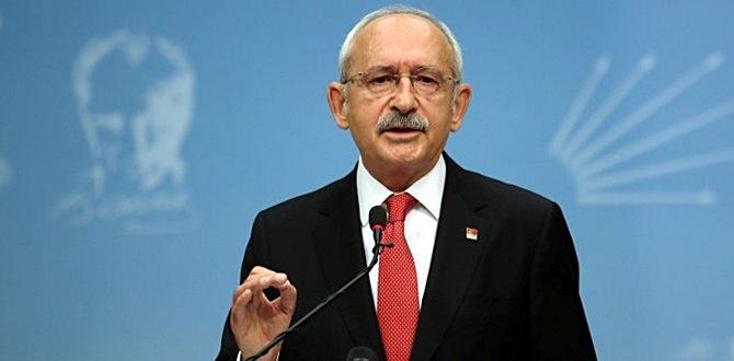 Kılıçdaroğlu: Camilerimizde Farklı bir sesi asla Kabul etmeyiz!