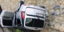 Bursa'da bugün /27 mayıs/ yağmurlu havada kaza meydana geldi!