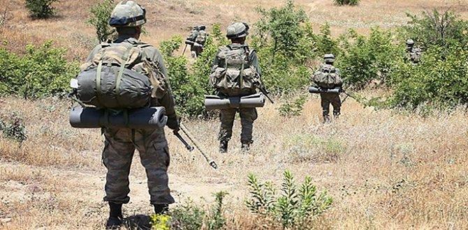 Siirt'te Herokal kırsalında Operasyon! 2 terörist etkisiz hale getirildi.