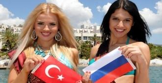 Ruslar bu yaz , Türkiye'ye tatil planları yapıyorlar!