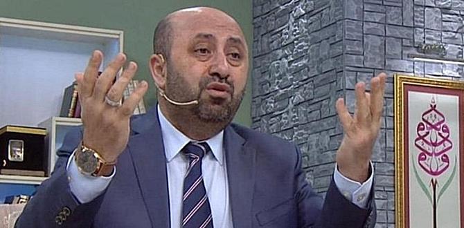 Kanal 7'de program yapan İlahiyatçı Ömer Döngeleoğlu hayata gözlerine yumdu!