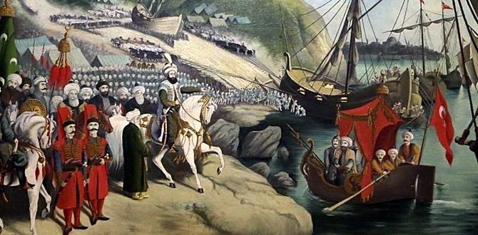 Fatih Sultan Mehmet ölümünün 539. yılında Hünkar Çayırı'nda anıldı.