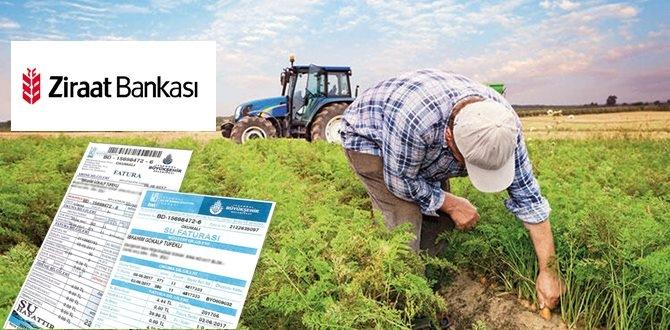 Ziraat Bankası'ndan çiftçilere yeni bir destek daha geldi!