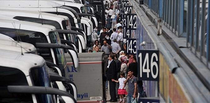 Çok yüksek otobüs bilet fiyatlarına Bakanlık el atıp dur dedi!