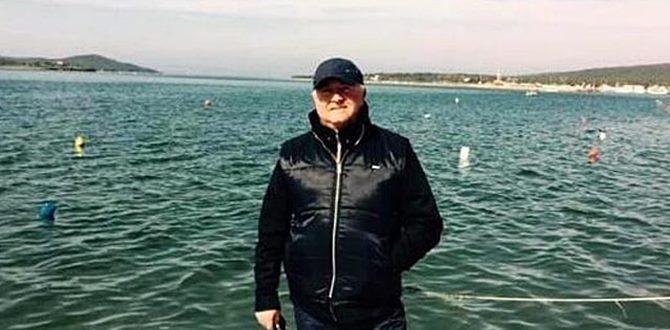 İzmir'de, İç Hastalıkları Uzmanı Dr. Galip Berkan Dingiloğlu Koronavirüse yenik düştü!