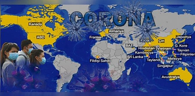 Dünyada Koronavirüs vaka sayısı 5 milyona dayandı!
