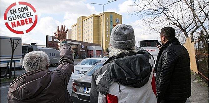 Bakanlık duyurdu, yurtlarda karantinada bulunan 65 bin 243'ünün tahliyesi gerçekleşti!