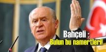 MHP Lideri Bahçeli'den camilere yapılan saldırılara büyük tepki! Bulun bu namertleri!