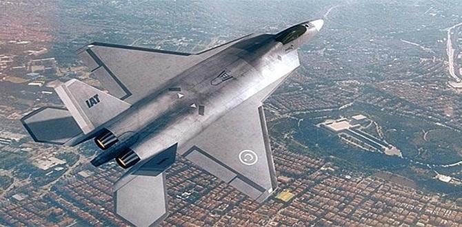 Milli Muharip Uçağımızın Geliştirilmesi ve yazılım Projesi için önemli adımlar atıldı