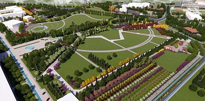 Ankara'ya yeni bir millet bahçesi daha kazandırılıyor.