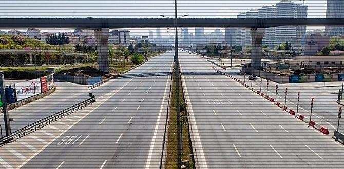 04.05.2020/Son dakika:7 ilde şehirler arası Yasak Kalktı!