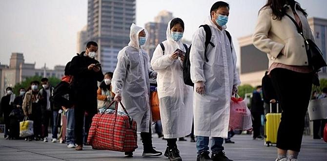 ABD'de 1 Hazirana kadar Koronavirüs Vakaları artmaya devam edeceği tahmin ediliyor!