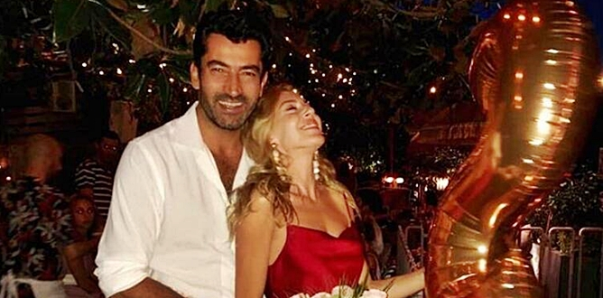 Kenan İmirzalıoğlu ve Sinem Kobal çiftin Kız bebekleri Olacak!