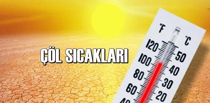Önceden Uyarılmıştı bugün 16 mayıs Cumartesi, 6 ilimizde rekor Sıcaklık yaşandı!