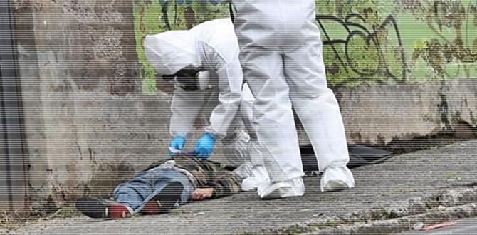 Koronavirüsten ölen yüzlerce ceset sokaklara bırakıldı!