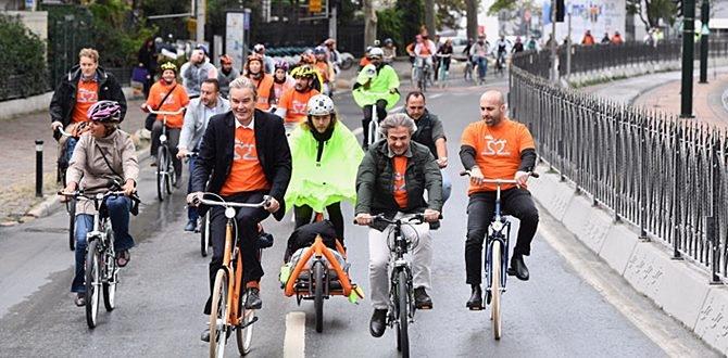 Türkiye'de bazı alışkanlıklar değişecek, bisiklet tercih edilen ulaşım aracı olacak!
