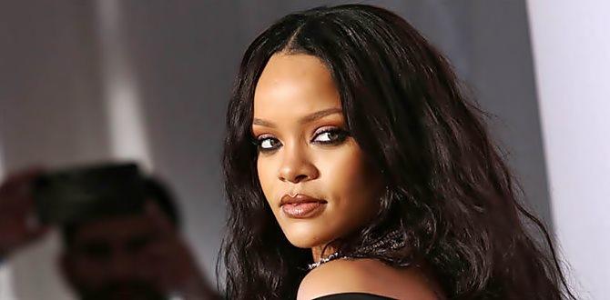 Rihanna, £468 milyon servetiyle İngiltere'nin en zengin kadın müzisyeni oldu!