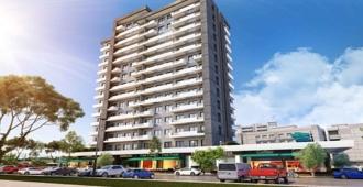 Uygun fiyatların görüldüğü Mia Suites Bornova projesi, şehir merkezinde kuruluyor.