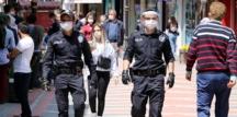 Yarın pazartesinden itibaren, maske takmamanın cezası 900 lira!
