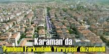 Karaman Valisi Mehmet Alpaslan Işık: Vaka sayının artması endişe verici!
