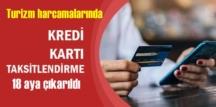 BDDK'nın yeni kararı, seyahat acenteleri ve konaklama harcamalarında Kredi Taksit sayısı 18 aya çıkarıldı!