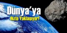 NASA'dan Kritik Uyarı! Tehlikeli bir göktaşı Dünya'ya hızla yaklaşıyor!