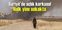 Ülkedeki ekonomik kriz nedeniyle, halkı açlık korkusu saldı!