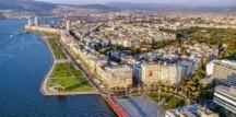İzmir'de kentsel dönüşüm çalışmalarının hızlanması gerektiği ifade edildi.