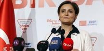 CHP İstanbul İl Başkanı Kaftancıoğlu: Tuncay Özkan ve Yıldırım Kaya'nın seçilmemesi Çaba gösterdim!